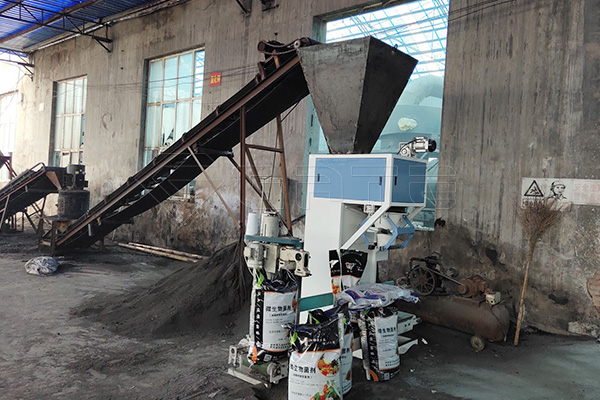 Advantages and use of the Gate Corp organic fertilizer production line