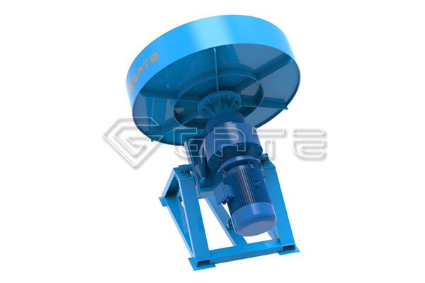Gate Disc Type Fertilizer Granulator manufacturer