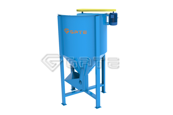 Fertilizer Vertical Mixer