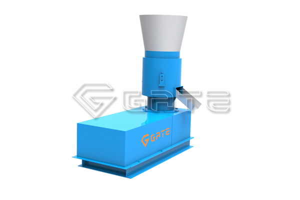 Organic Fertilizer Flat Die Granulator hot sale