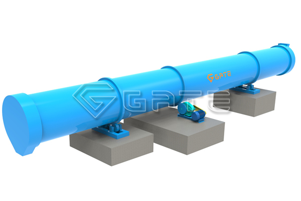 Chicken manure dryer for fertilizer for sale