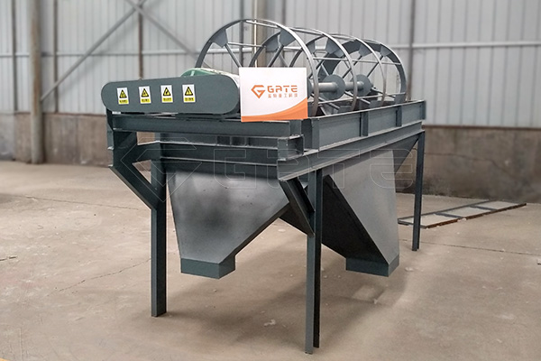 What are the uses and advantages of Gate fertilizer screening machines?