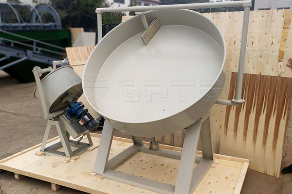 What are the causes of wear of organic fertilizer disc granulator?