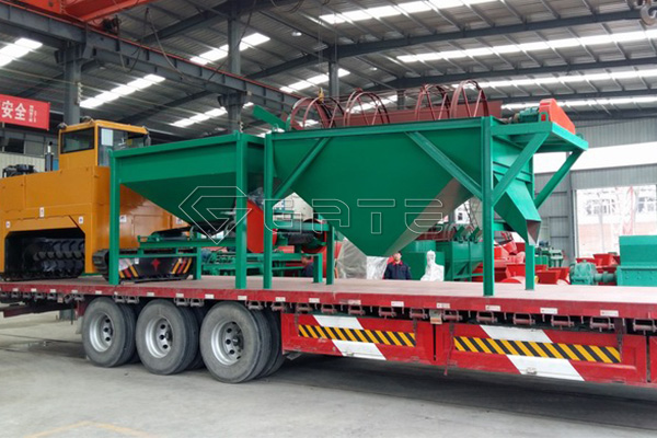 How to maintain the fertilizer screening machine?