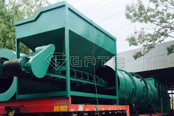 What are the advantages of organic fertilizer equipment?