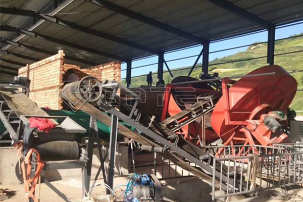 How much does the small organic fertilizer production line cost?