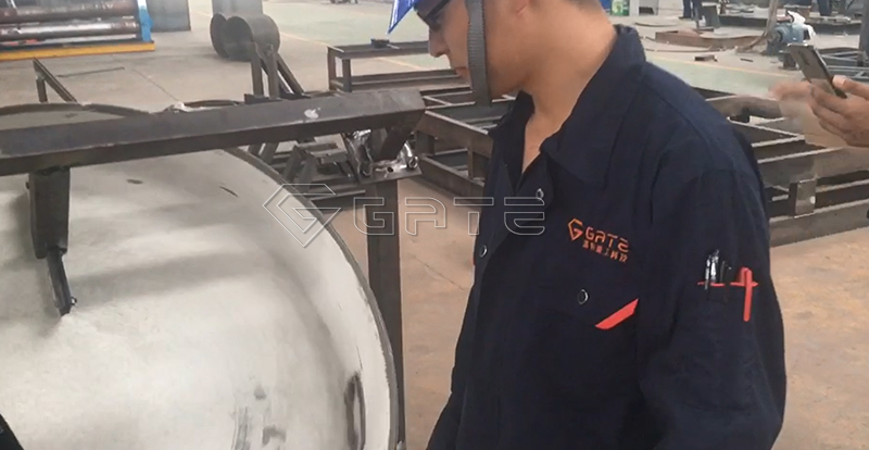 GATE disc granulator fertilizer machine for sale1