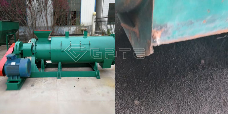 GATE organic fertilizer granulator making machine3
