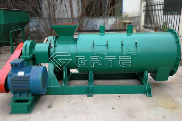 Φ600 organic fertilizer stirrer granulator supplier