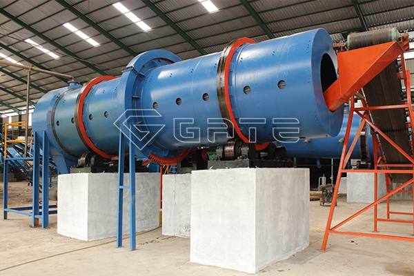 How to improve the granulation rate of drum fertilizer granulator?