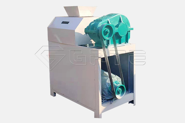 Factory direct supply Double Roller Granulator