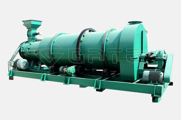 Supply The new type organic granulator fertilizer making machine