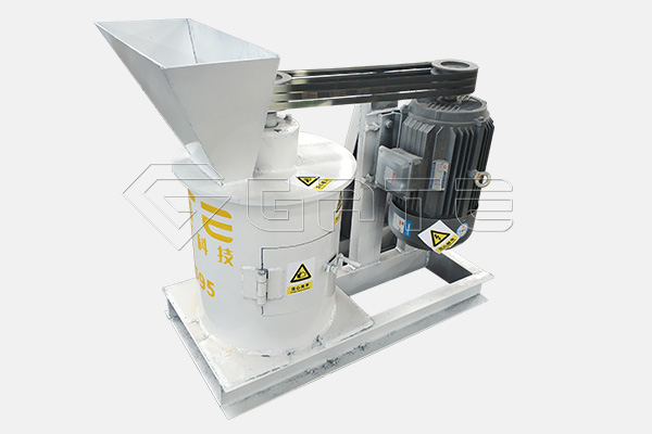 Vertical Type Crusher