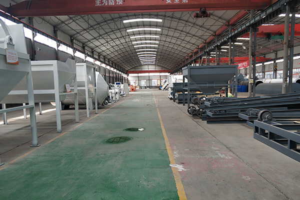 The better manufacturer of organic fertilizer machinery and equipment in Henan